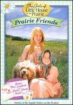 The Girls of Little House on the Prairie: Prairie Friends [Mini Scrapbook with Sticker Sheets] -