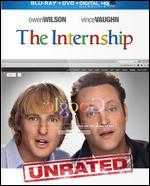 The Internship [2 Discs] [Includes Digital Copy] [Blu-ray/DVD]
