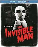 The Invisible Man [Includes Digital Copy] [UltraViolet] [Blu-ray] - James Whale