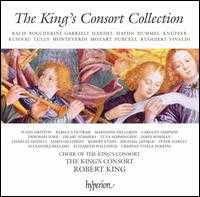 The King's Consort Collection - Alastair Mitchell (bassoon); Alexandra Bellamy (oboe); Andrew Clark (horn); Carolyn Sampson (soprano);...