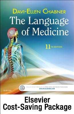 The Language of Medicine - Text and Iterms Audio (Retail Access Card) Package - Chabner, Davi-Ellen