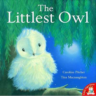 The Littlest Owl - Pitcher, Caroline