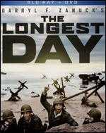 The Longest Day [2 Discs] [Blu-ray/DVD] - Andrew Marton; Bernhard Wicki; Ken Annakin