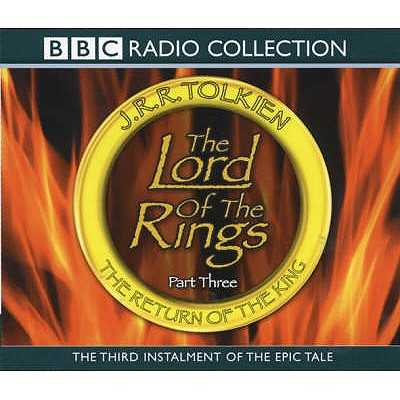 The Lord of the Rings the Return of the King - Tolkien, J R R