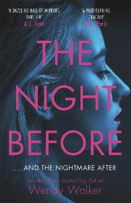 The Night Before: 'A dazzling hall-of-mirrors thriller' AJ Finn - Walker, Wendy