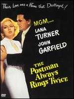 The Postman Always Rings Twice - Tay Garnett