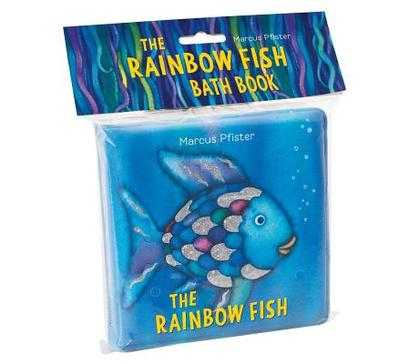 The Rainbow Fish Bath Book - Pfister, Marcus