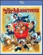 The Return of the Musketeers [Blu-ray]