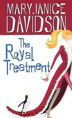 The Royal Treatment - Davidson, MaryJanice