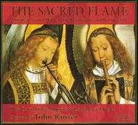 The Sacred Flame - Amy Haworth (soprano); Amy Moore (soprano); Ben Breakwell (tenor); Gabriel Crouch (bass); Grace Davidson (soprano);...