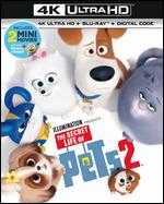 The Secret Life of Pets 2 [Includes Digital Copy] [4K Ultra HD Blu-ray/Blu-ray] - Chris Renaud; Jonathan DelVal