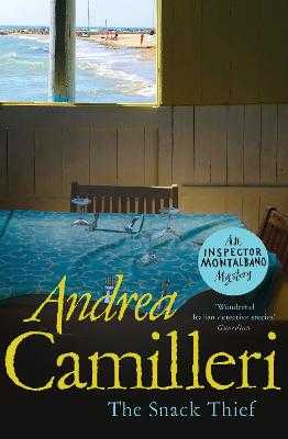 The Snack Thief - Camilleri, Andrea