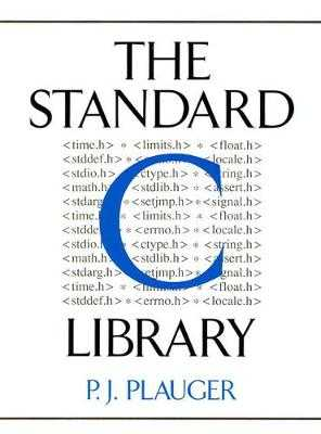 The Standard C Library - Plauger, P J