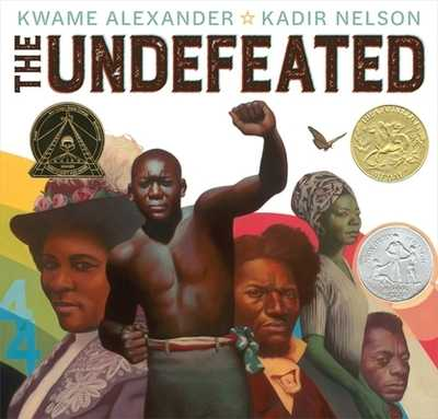 The Undefeated - Alexander, Kwame