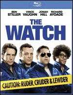 The Watch [Blu-ray] - Akiva Schaffer