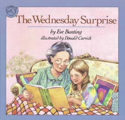 The Wednesday Surprise - Bunting, Eve