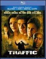 Traffic [2 Discs] [With Tech Support for Dummies Trial] [Blu-ray/DVD] - Steven Soderbergh
