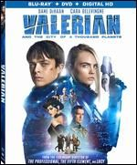 Valerian and the City of a Thousand Planets [Blu-ray] [2 Discs] - Luc Besson