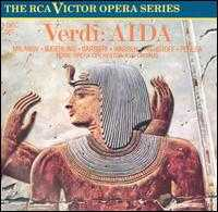 Verdi: Aida - Boris Christoff (vocals); Bruna Rizzoli (vocals); Fedora Barbieri (vocals); Jussi Björling (vocals); Leonard Warren (vocals);...