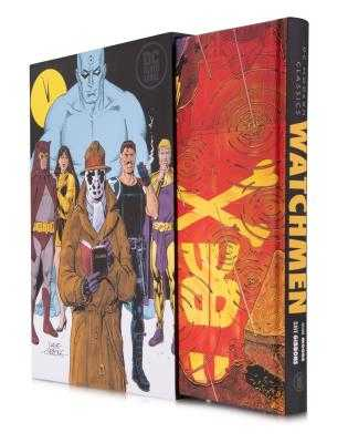 Watchmen - Moore, Alan, and Gibbons, Dave