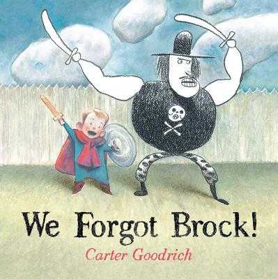 We Forgot Brock! - Goodrich, Carter