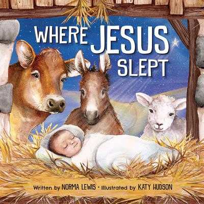 Where Jesus Slept - Lewis, Norma