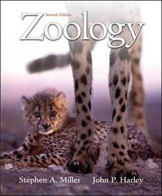 Zoology - Miller, Stephen A, Dr.