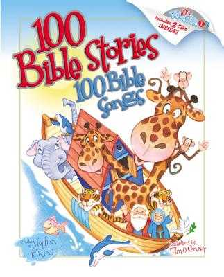 100 Bible Stories, 100 Bible Songs - Elkins, Stephen (Creator), and Thomas Nelson