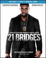 21 Bridges [Includes Digital Copy] [Blu-ray/DVD]