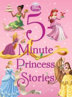 5-Minute Princess Stories - Disney Book Group