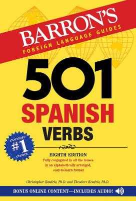 501 Spanish Verbs - Kendris, Christopher