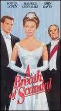 A Breath of Scandal - Michael Curtiz