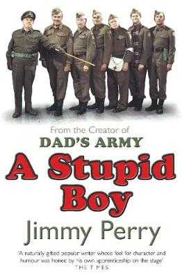 A Stupid Boy - Perry, and Perry, Jimmy