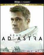 Ad Astra [Includes Digital Copy] [4K Ultra HD Blu-ray/Blu-ray]
