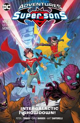 Adventures of the Super Sons Vol. 2 - Tomasi, Peter J