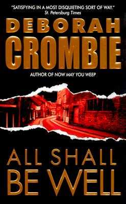 All Shall Be Well - Crombie, Deborah