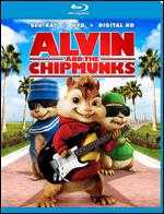 Alvin and the Chipmunks: With Movie Money [Blu-ray/DVD] [2 Discs] - Tim Hill