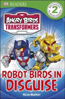 Angry Birds Transformers: Robot Birds in Disguise - Amos, Ruth