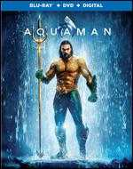 Aquaman [Includes Digital Copy] [Blu-ray/DVD] - James Wan