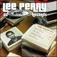 At WIRL Records - Lee Perry