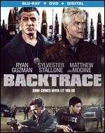 Backtrace [Includes Digital Copy] [Blu-ray/DVD] - Brian A. Miller