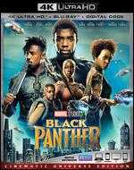 Black Panther [4K Ultra HD Blu-ray/Blu-ray] - Ryan Coogler