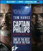 Captain Phillips [2 Discs] [Includes Digital Copy] [Blu-ray/DVD] - Paul Greengrass