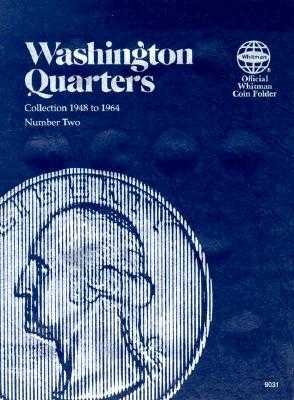 Coin Folders Quarters: Washington, 1948-1964 - Whitman