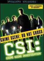 CSI: Crime Scene Investigation - The First Season, Disc 1 -