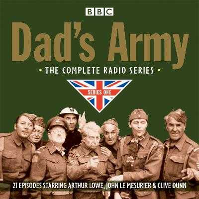 Dad's Army: The Complete Radio Series One - Perry, Jimmy, and Croft, David