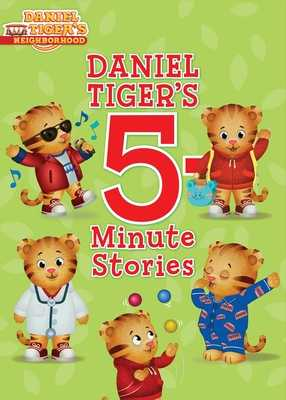 Daniel Tiger's 5-Minute Stories - Various (Adapted by)