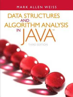 Data Structures and Algorithm Analysis in Java - Weiss, Mark A.