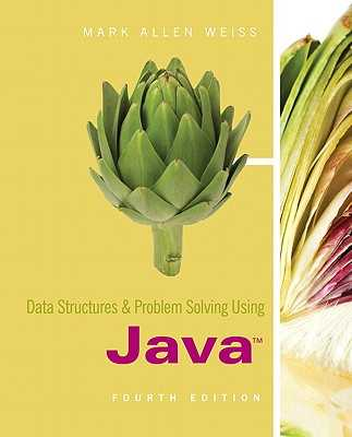 Data Structures and Problem Solving Using Java - Weiss, Mark A