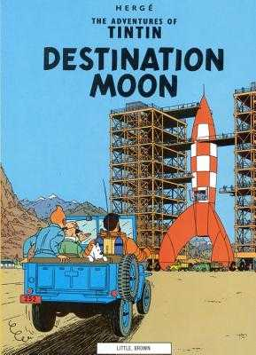 Destination Moon - Hergé